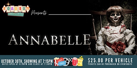 ANNABELLE - Presented by The Roadium Drive-In tickets