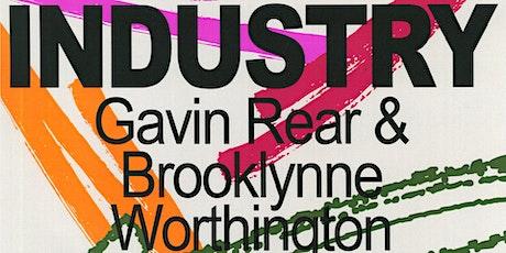 PNCA Design Panel Series: INDUSTRY w/ Brooklynne Worthington & Gavin Rear tickets