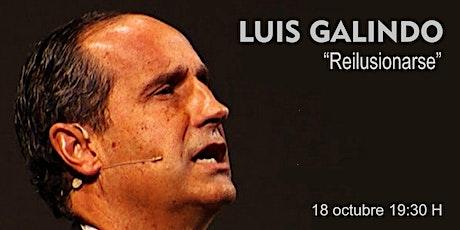 CONFERENCIA D. LUIS GALINDO entradas