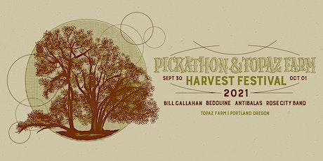 Topaz Farm and Pickathon Present tickets