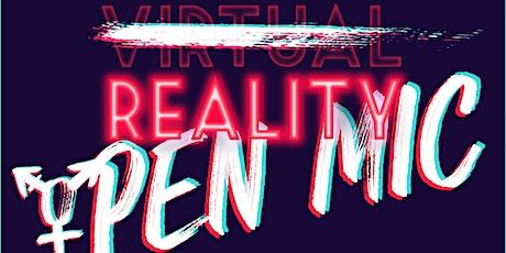 RedlineVR Reality Open Mic tickets