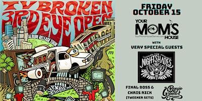 TV Broken 3rd Eye Open w/ The NightShades | Final Boss | Chris Rick