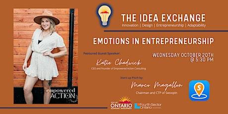 The IDEA Exchange   October Meet-up! tickets