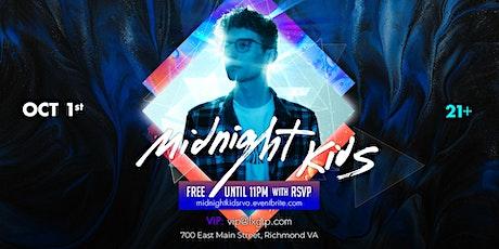 EDM Night | Midnight Kids at Kabana Rooftop tickets