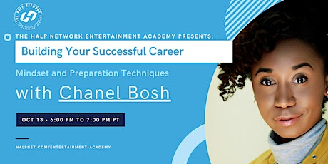 Building Your Successful Career with Chanel Boch! tickets