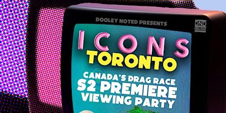 CANADA'S DRAG RACE SEASON 2 PREMIERE - EVE 6000 & BOA tickets