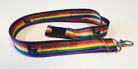 BCU LGBTQ+ Student Welcome 2021 (Online) tickets