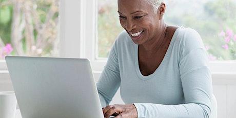 Building Digital Confidence Course - Over 50's Digital Skills Class (BAME) tickets