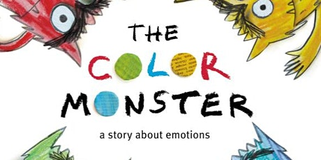 """Storytime & Pottery """"The Color Monster"""" tickets"""