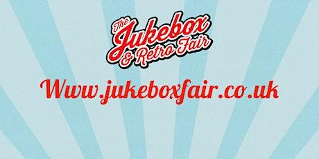 The Jukebox & Retro Fair Chessington tickets