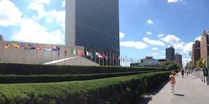 Konference om FNs nye verdensmål for bæredygtig...