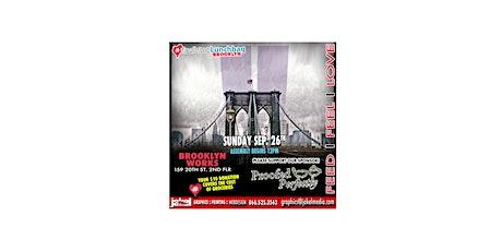 Copy of Hashtag Lunchbag Brooklyn tickets