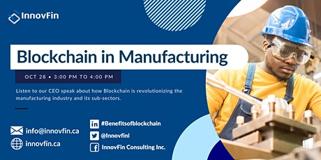 Practical Blockchain Applications in Manufacturing billets