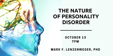 The Nature of Personality Disorder tickets
