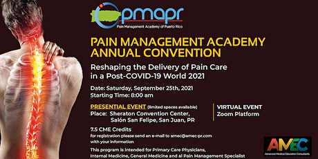 Pain Management Academy Annual Congress 2021 tickets
