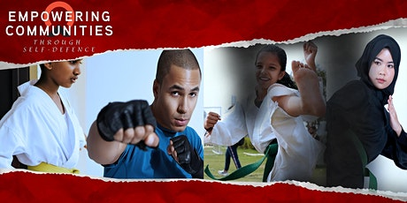 Empowering Communities through Self-Defence (Arabic Women Group) tickets