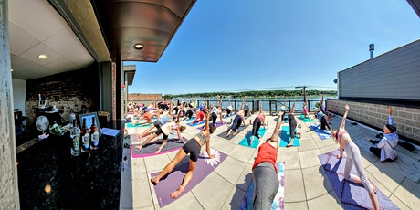 Yoga on the Rooftop at MRDC! tickets