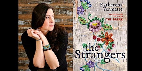 Writing The Strangers Home With Katherena Vermette tickets