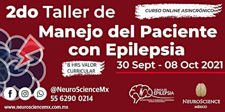 2do Taller de Manejo del Paciente con Epilepsia: Actualidades en Dx y Tx 20 entradas