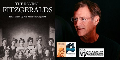 M E Rostron, The Roving Fitzgeralds: The Memoirs of Roy Madison Fitzgerald tickets