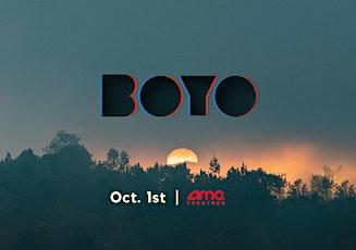 BOYO Red Carpet Premiere at AMC tickets