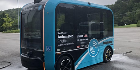 Meet the West Rouge Automated Shuttle! tickets