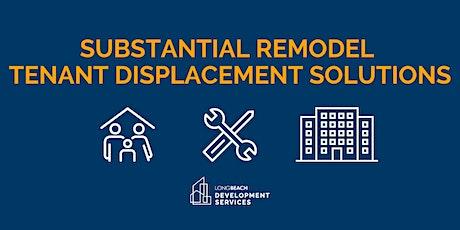 City of Long Beach - Substantial Remodel Evictions Public Workshop entradas