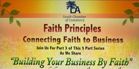Building Your Business By Faith! tickets