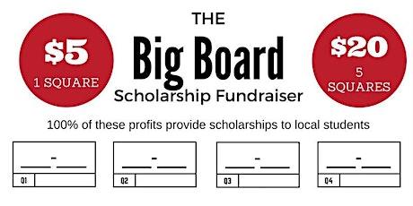 The Big Board Scholarship Advance Sales - Alabama vs. Florida tickets