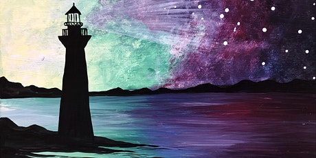 Virtual Painting Light House tickets
