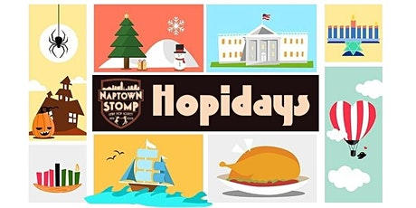 Hopidays (Holiday Themed Swing Dance) tickets