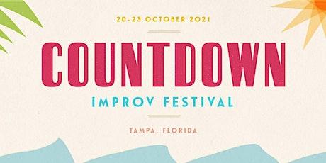 Countdown Improv Festival Workshops tickets