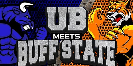 UB meets Buff State: Homecoming Edition tickets