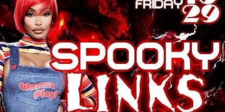 Spooky Links tickets