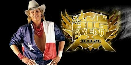 Sam Houston @ the Big Event NY tickets