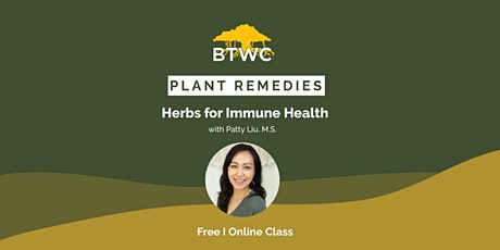 Herbs for Immune Health tickets
