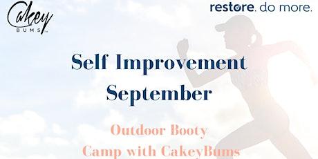 Self Improvement September tickets