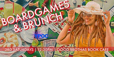 YPOC Boardgames and Brunch tickets