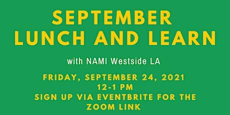 Pico-Robertson Health Neighborhood September Lunch & Learn tickets