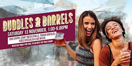 Bubbles & Barrels III tickets