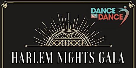 Dance Art Dance Non-Profit Harlem Nights Gala tickets