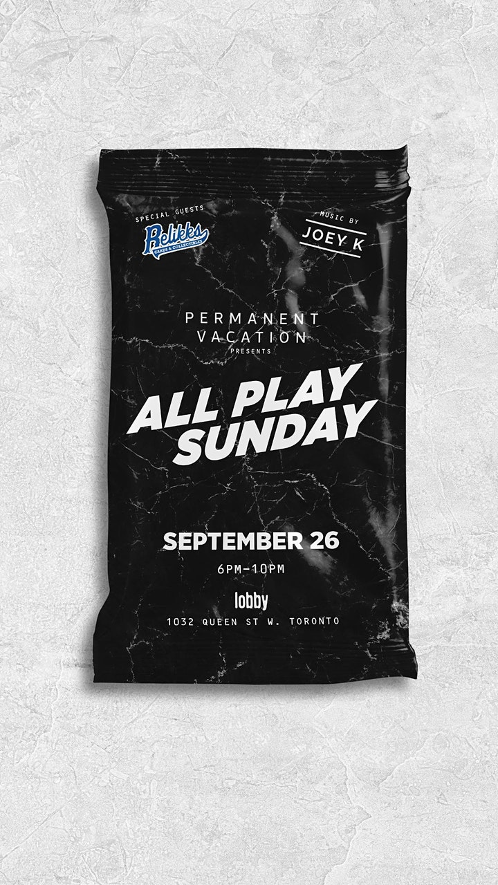 All Play Sunday image