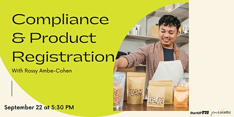 Compliance and Product Registration tickets