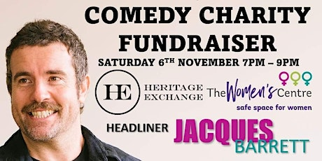 Charity Comedy Night @ Heritage Exchange tickets