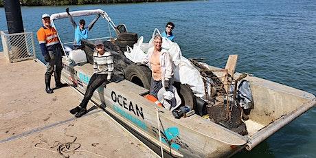 Volunteer Opportunity - Mud Island - Hardcore Clean Up tickets