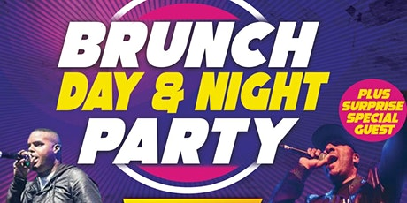 Infinity Deluxe | Bottomless Prosecco & Beer Brunch w/ MC KIE + MR.KAOS tickets