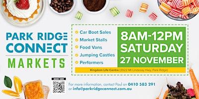 Park Ridge Markets (Nov '21) – Stall Holders