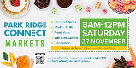 Park Ridge Markets (Nov '21) - Stall Holders tickets