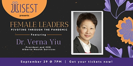 Female Leaders - Pivoting through the Pandemic tickets