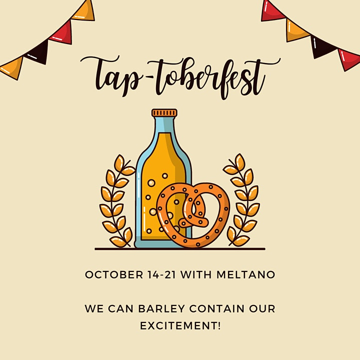 Tap-toberfest with Meltano image